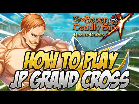 How To Download JP Grand Cross For Android & IOS! Seven Deadly Sins Grand Cross