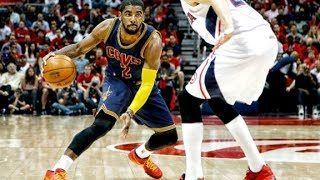 Kyrie Irving Sick Handles in Slow-Motion