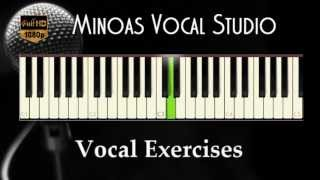 Vocal Exercises - Mii-Moo-Mii & Maa-aa-a