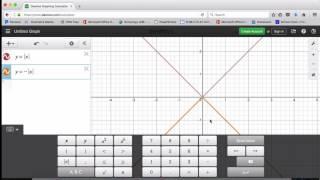 Desmos Graphing Calculator- Basics