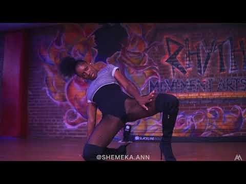 Chris Brown - Lights Out x She'Meka Ann Choreography