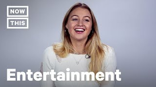 Plus Size Model Iskra Lawrence Opens Up About Body Positivity | NowThis