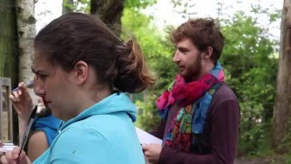 getlinkyoutube.com-Séjour Ethologie et Gestion de la Faune au parc de Sainte-Croix 2016