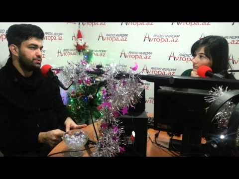 Ulvi Qilinc Avropa radiosunun qonagi oldu