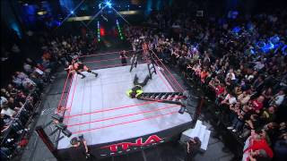 Against All Odds 2011: Ladder Match - Jeff Hardy vs. Mr. Anderson