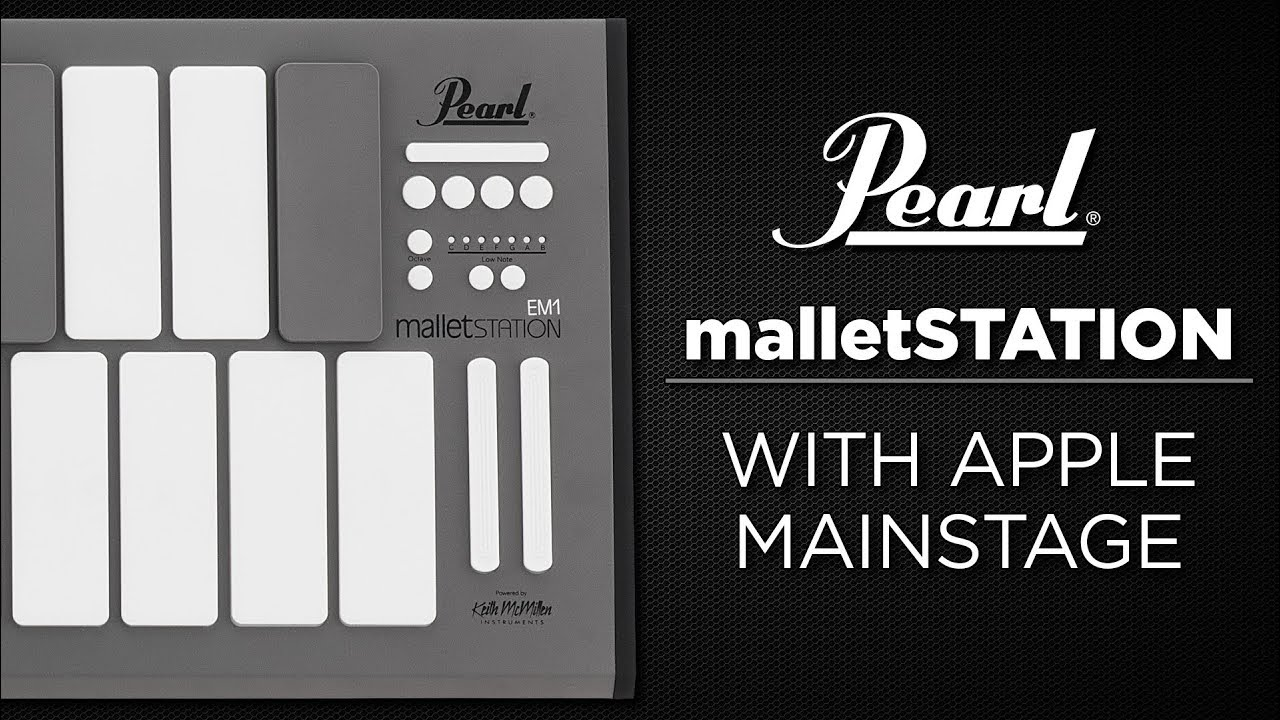 malletSTATION - Connecting to Apple MainStage