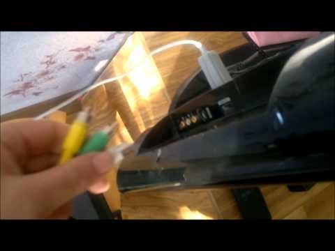 видео: Подключаем смартфон nokia к телевизору.wmv