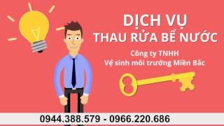 THAU RỬA BỂ NƯỚC NGẦM GIÁ RẺ - LH: 0944.388.579 - 0966.220.686
