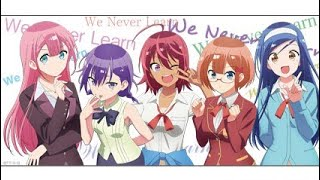 Download lagu Bokutachi Wa Benkyou ga Dekinai 2 OP Full - Can Now!,Can Now! [Study 5]