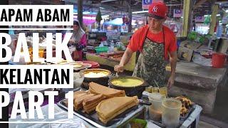Vlog 13 Apam Abam Balik Kelantan Part 1