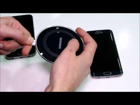 Samsung Galaxy S6 ve S6 Edge Kablosuz Şarj Özelliği Nasıl Kullanılır?