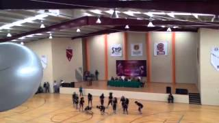 7 Intercolegial De Baile Tlaxcala.(cobat 14)