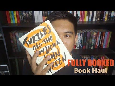 Fully Booked Haul | November Book Haul