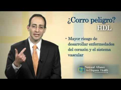 "Colesterol Bueno o ""HDL"""