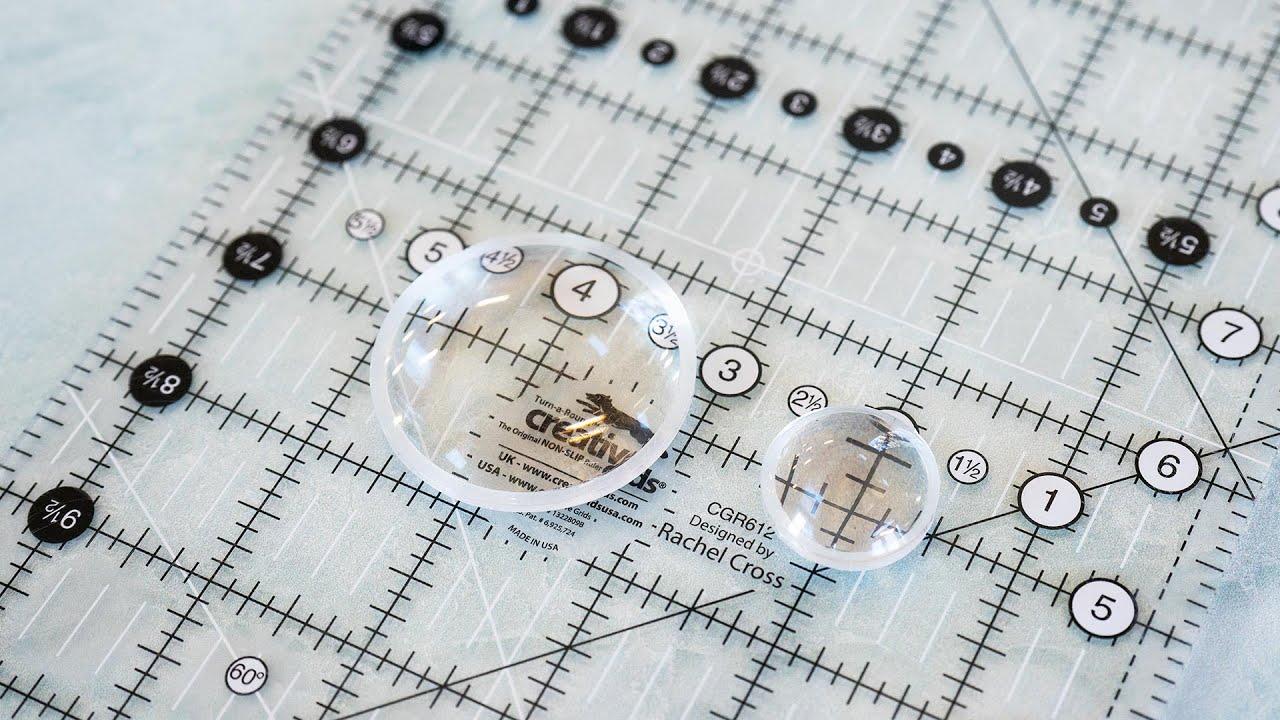 New Notion: Spot On Dot Magnifying Lens Set   Shabby Fabrics