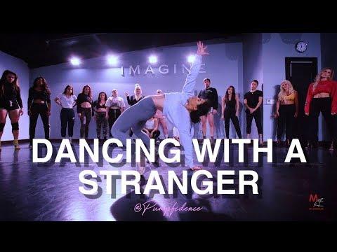 DANCING WITH A STRANGER | SAM SMITH | BRINN NICOLE