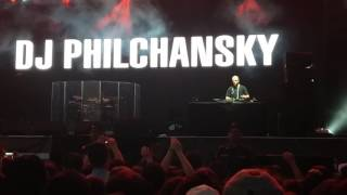 DJ PHILCHANSKY в Ереване