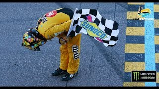 Relive the excitement from Sunday's elimination race at ISM Raceway...