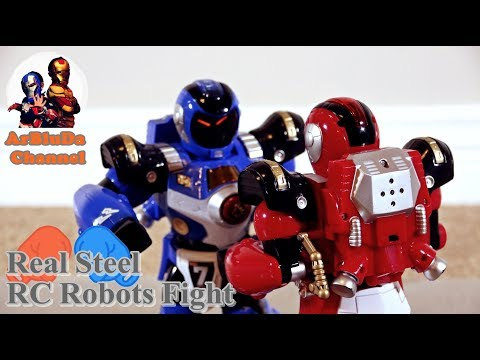 [Updated] Real Steel - RC Robots Fight