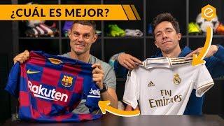 BARÇA VS. REAL MADRID // ¿Cuál es la mejor camiseta?