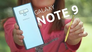 Ревю на Samsung Galaxy Note 9