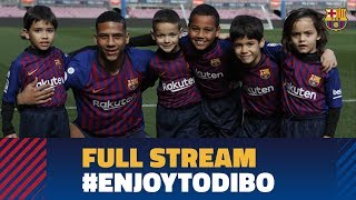 FULL STREAM | Todibo's unveilling as new Barça player