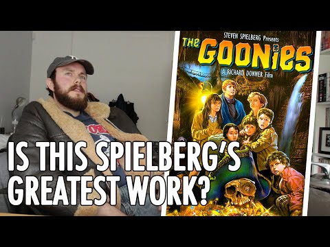 The Goonies. Steven Spielberg's greatest ever film? Yes. Definitely | Film Review