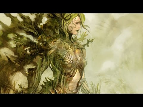 Sacred 2 - Hardcore (Cеребро) Дриада лучница / №1