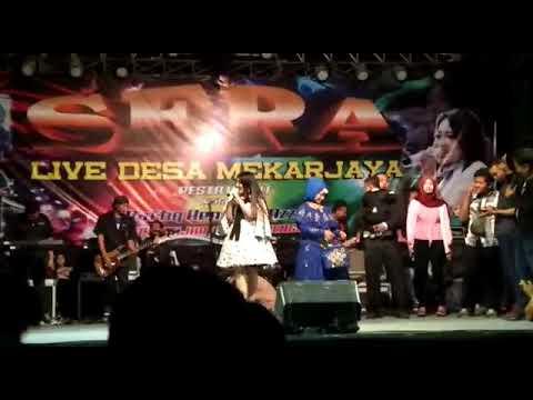 Via Vallen x Sera live Desa Mekarjaya Majalengka