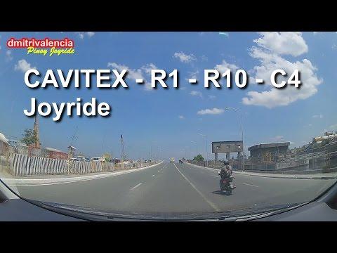 Pinoy Joyride - Cavitex - R1 - R10 - C4 Joyride