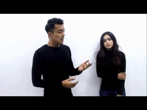 Aliff Aziz Feat. Bella Astillah - Terlanjur Cinta [COVER]