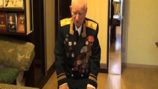Рассказы о Великой Отечественной войне.Генерал-майор Корнеев. Часть1