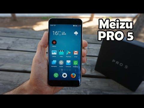 Meizu PRO 5 - Review completa en Español [El nuevo flagship de Meizu]