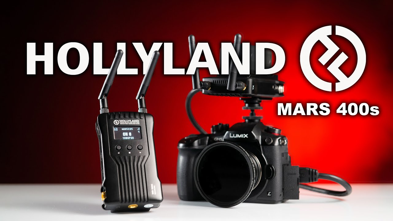Hollyland Mars 400s | The BEST Video Transmitter