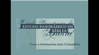PANORAMA DA BÍBLIA - UMA INTRODUÇÃO