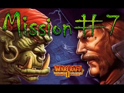 Прохождение Warcraft II: Tides of Darkness - Orcs Campaign Gameplay Mission #7