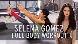 XHIT - Selena Gomez Full Body Workout