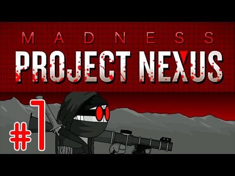 Madness: Project Nexus - Спасаем друзей | Прохождение на русском | эпизод 1