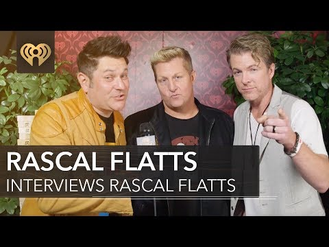 Rascal Flatts Interviews Rascal Flatts | Exclusive Interview