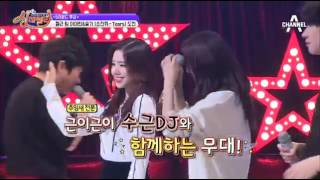 Red Velvet Irene and Seulgi sing Tears on Singderella