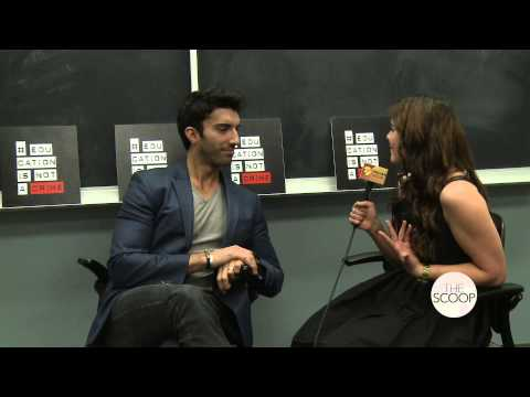Justin Baldoni Exclusive Interview