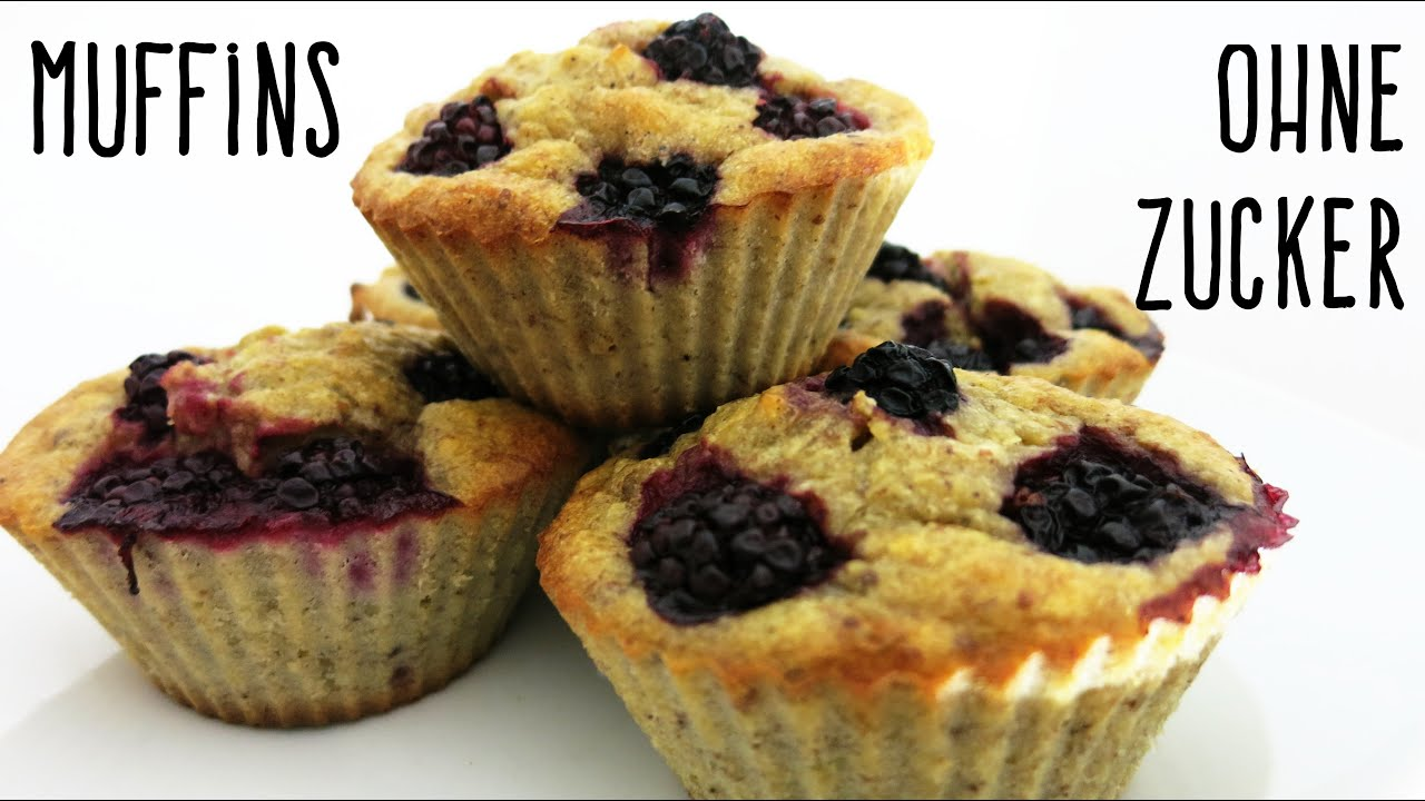 beerenmuffins ohne zucker baby led weaning rezept gesund youtube. Black Bedroom Furniture Sets. Home Design Ideas