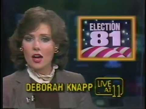WCAU-10 Philadelphia News (Nov.10,1981)