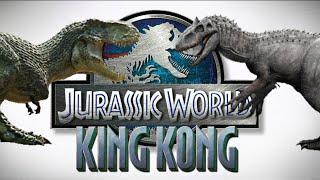 Jurassic World V-REX vs. Indominus Rex