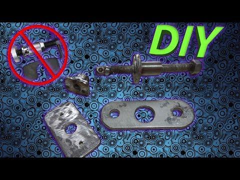 Приспособление для утапливания поршней тормозного цилиндра своими руками [DIY]