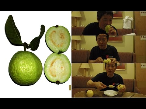 Ways To Eat Raw Guava Fruit