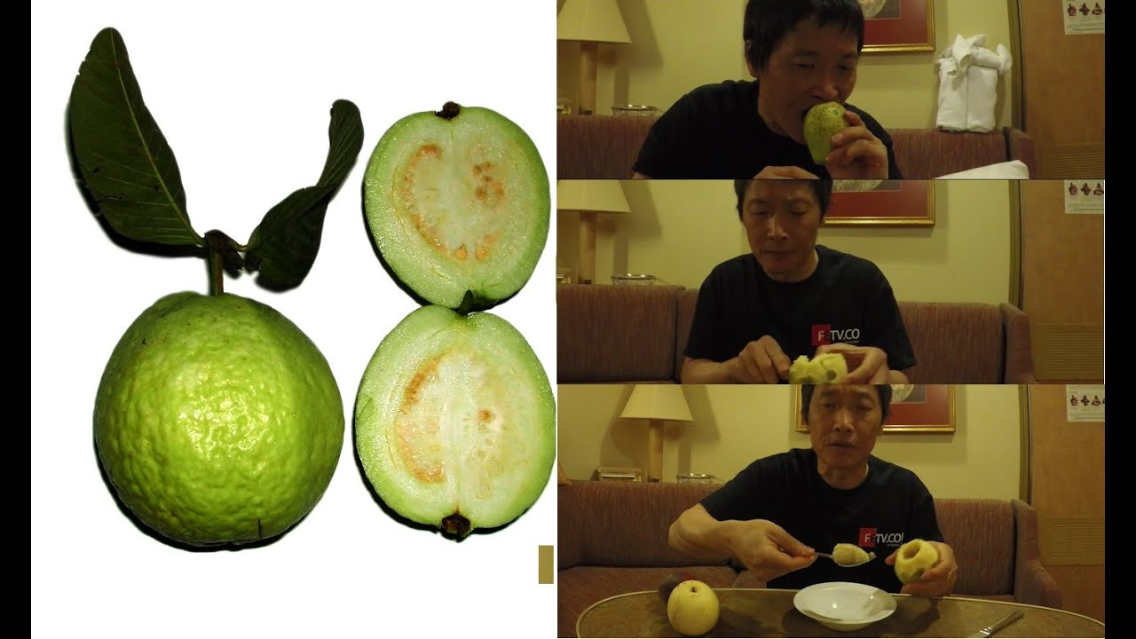 3 Ways To Eat Raw Guava Fruit