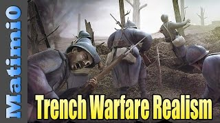 Trench Warfare at its Finest - World War Verdun