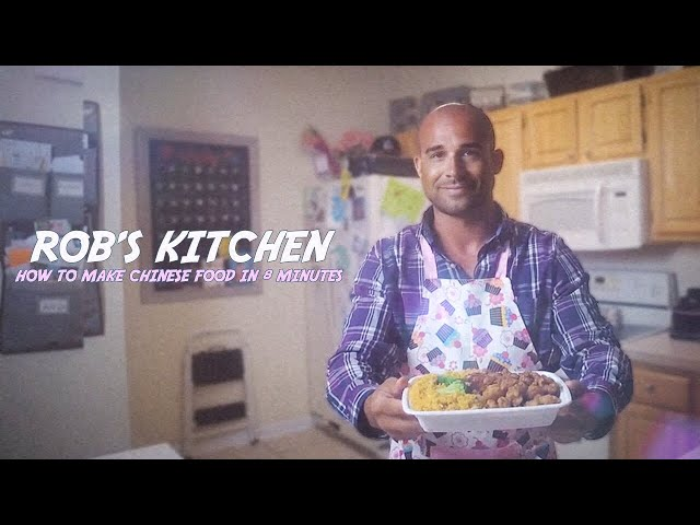 Rob's Kitchen - S1 E4 - How To Make Chinese Food