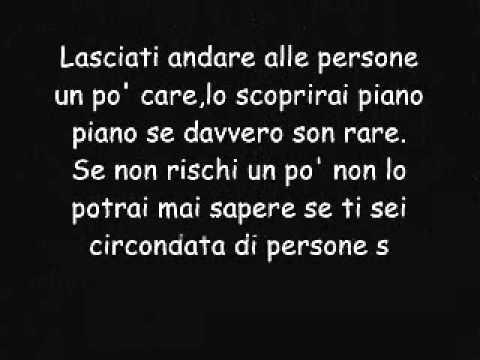 Olli Vincent - L'unica fra tante (testo con traduzione).wmv
